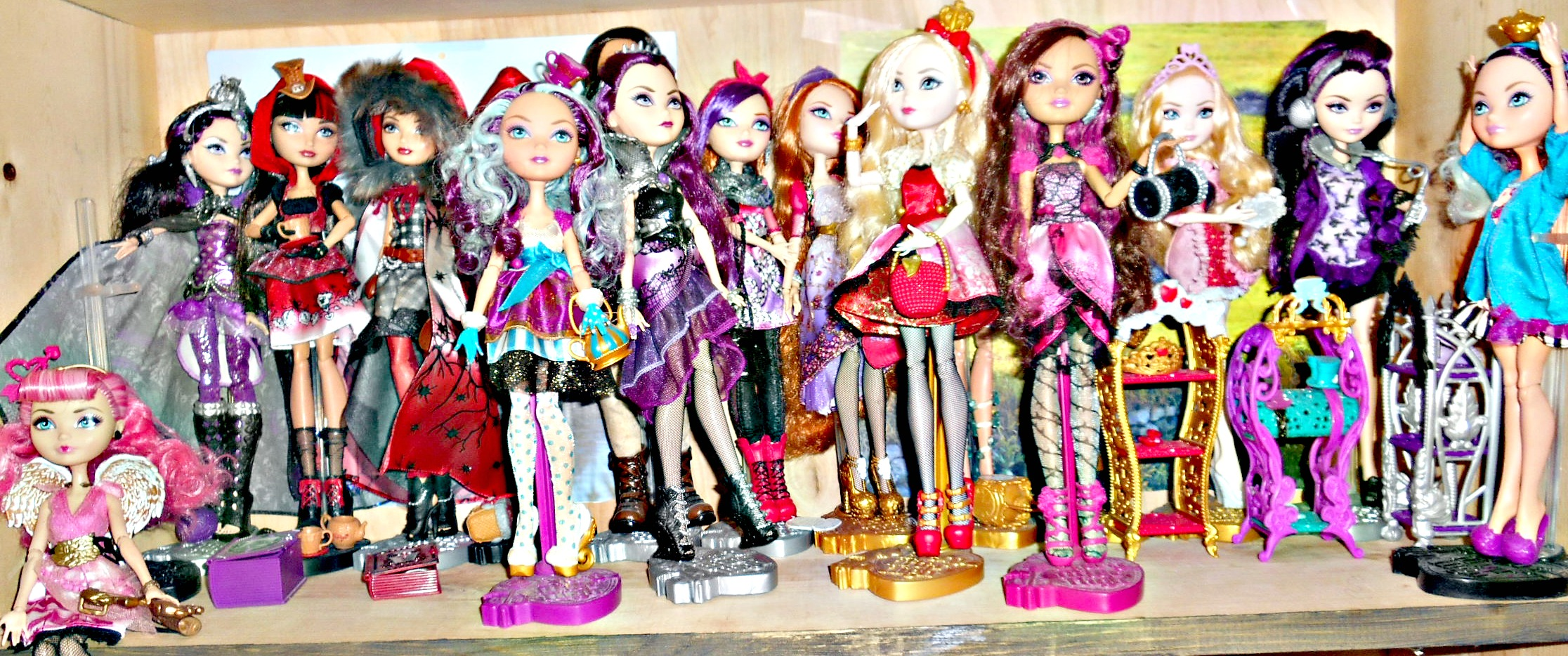 ever after high ever