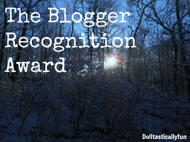 blogger-reconition