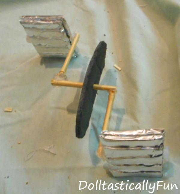 Pedal contraption