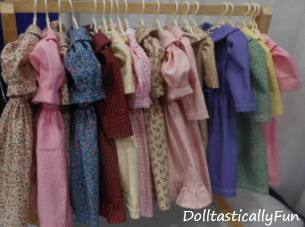 Rack o dresses